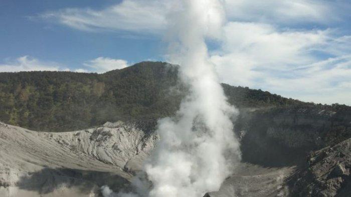 KABUT Vulkanik Erupsi Gunung Bisa Ganggu Pernapasan, Lakukan Ini untuk Mencegahnya
