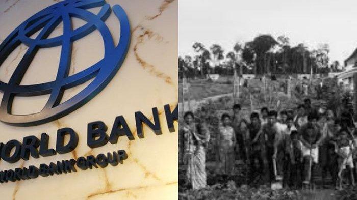 PROYEK Andalan Masa Lalu yang Disebut Akal-akalan Bank Dunia hingga Per Keluarga Tanggung Rp98 Juta