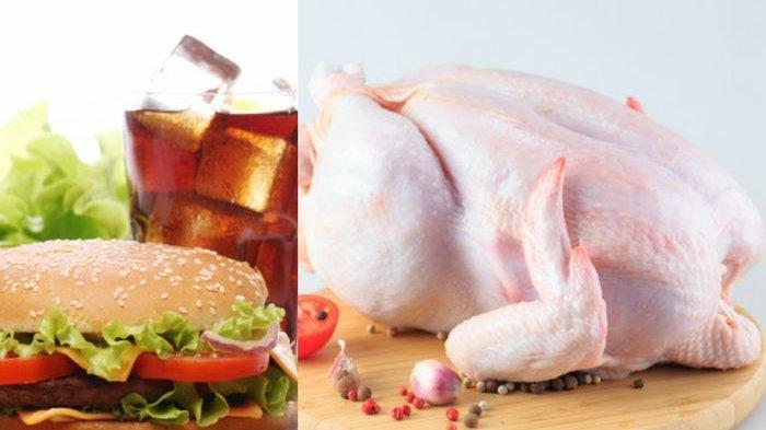 Hati-hati, 6 Jenis Makanan dan Minuman Ini Bisa Merusak Rahim