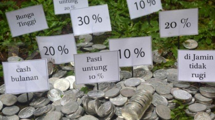 Gadis Belitung Rayu Pria Lewat Medsos, Tawarkan Investasi Bodong, Ibu Korban Tertipu Rp 100 Juta