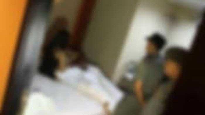 Rayakan Malam Valentine, 12 Pasangan Diduga Mesum Terciduk di Hotel, ''Belum Mulai Sudah Diketok''