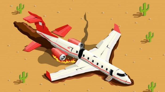 FAKTA-fakta dan Cerita Soal Kecelakaan Pesawat yang Tak Diketahui Orang