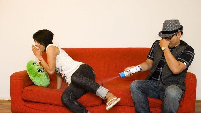 Benarkah Cium Bau Kentut Bisa Mencegah Penyakit Stroke, Tak Percaya Ini Penjelasannya