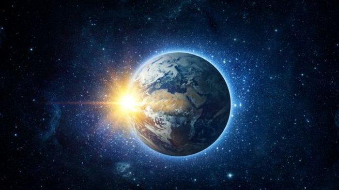 Terjadi Ledakan Cahaya Aneh di Atmosfer Kita, Sempat Tertangkap Satelit Rusia