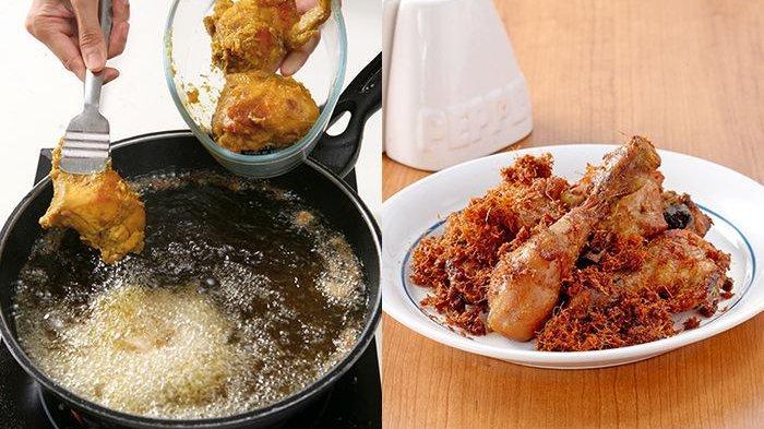 Tips Cara Menggoreng Agar Tak Boros Pakai Minyak, Bisa Dicoba!