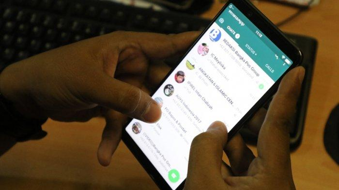 Terima Pesan WhatsApp Istrinya Suami Curiga Saat Dilacak Ternyata Tidur Sekamar Bareng Pria Lain