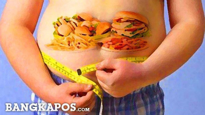 Dua Penyebab Diabetes, Ternyata Berasal dari Obesitas dan Kurang Aktivitas Fisik
