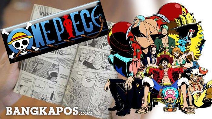Bocoran Manga One Piece Chapter 1001 hingga Jadwal Rilis : Zoro Berhadapan dengan Kaido dan Big Mom