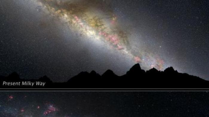 Inilah Saran Lapan Bila Anda Ingin Lihat Galaksi Bima Sakti Besok