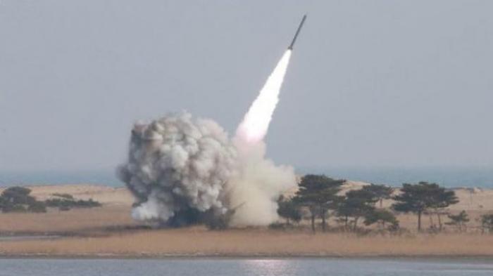 Lagi, Korut Gelar Uji Coba Mesin Roket Baru