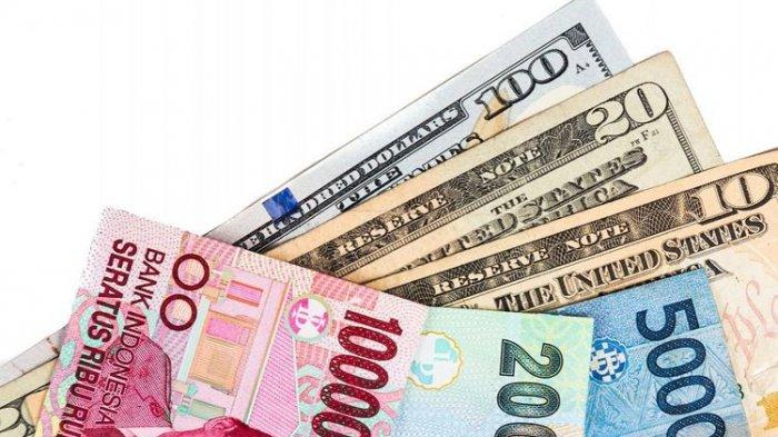 Dampak Virus Corona, Nilai Kurs Rupiah terus Melemah  Mendekati Rp17.000 Per Dolar AS