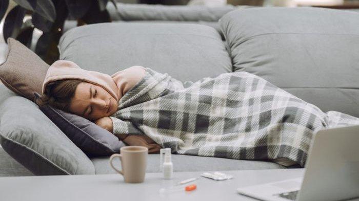Awas, Penyakit Tipes Bisa Menular, Ketahui Gejala dan Cara Mengobatinya