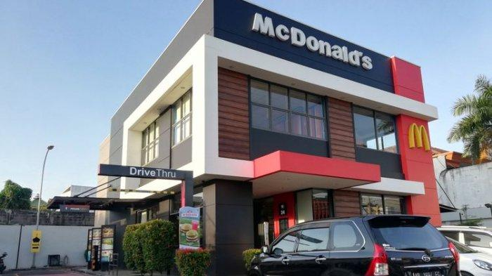 Restoran McDonald's Hadir, Pangkalpinang Bakal Berubah Laiknya Seperti Kota Besar