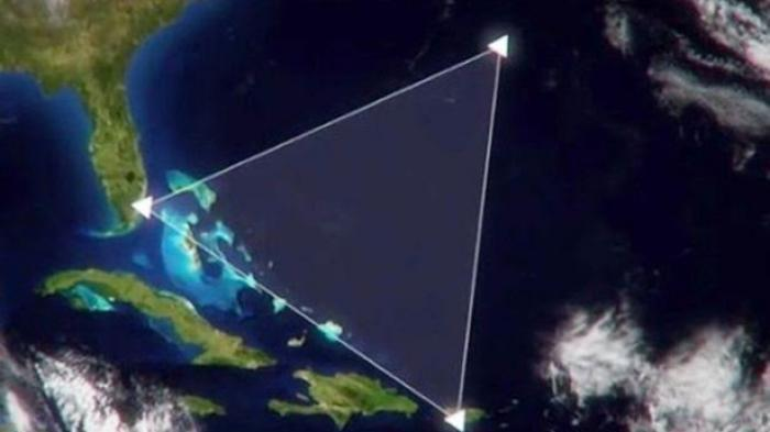 Kisah Kesaksian 2 Pilot yang Selamat dari Segitiga Bermuda, Kawasan Paling Misterius di Dunia