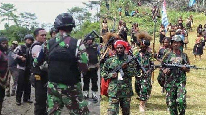 Anggota TNI Dihadang KKB dan Terlibat Tembak-tembakan di Keerom Papua, Mereka Kabur ke Perbatasan