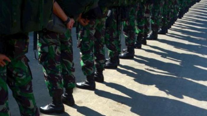 12 Tahun Jadi TNI Gabungan, Aksi Pria Ini Akhir Terbongkar Saat Menumpang Motor Anggota TNI Asli