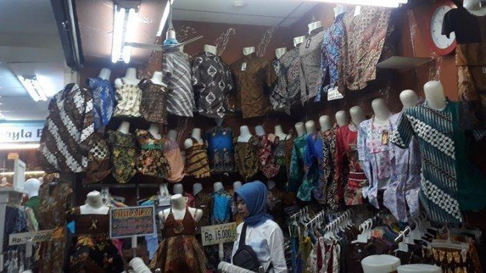 TEMPAT-tempat Berburu Batik Unik, Ada Nama Pasar Setono dan Kampung Batik Pesindon