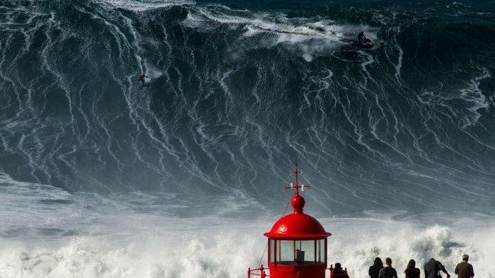 Peneliti Sebut Selatan Jawa Berpotensi Diterjang Tsunami 20 Meter