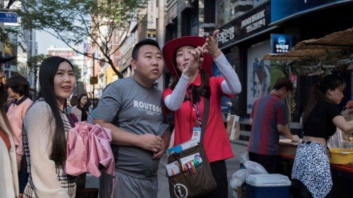 Begini Ternyata Perlakuan Orang Korea Terhadap Turis Indonesia dan Bule, Jauh Beda, Ini Buktinya!