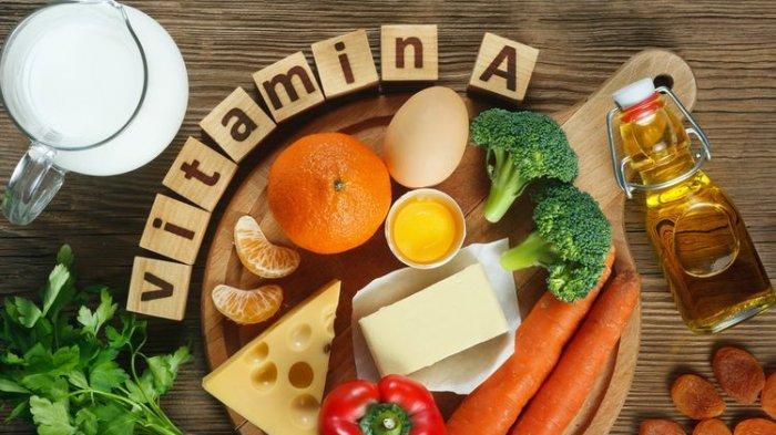MANFAAT Vitamin A Bagi Kesehatan Tubuh