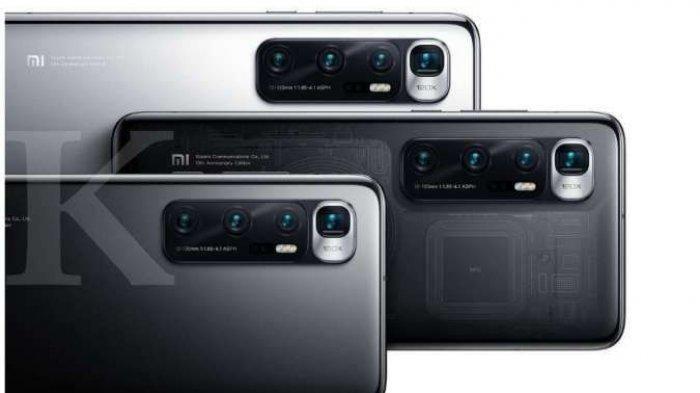 ILUSTRASI Xiaomi Mi 11