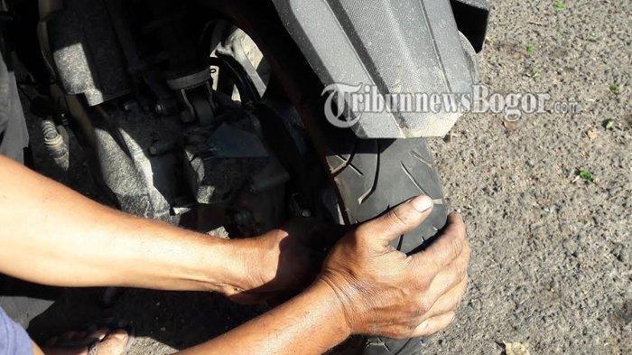 Viral Pria Tua Pilih Dorong Motor Ketimbang Beli Bensin Gara-gara Uang Tinggal Rp 11 Ribu