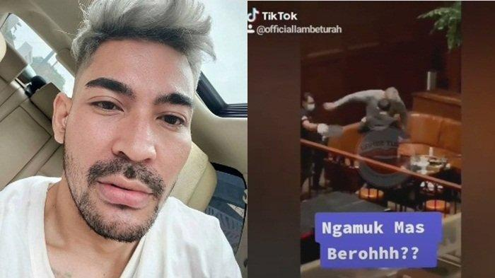 Robby Purba Diduga Ngamuk di Restoran, Berikut Profil Presenter dan Aktor yang Tengah Disorot