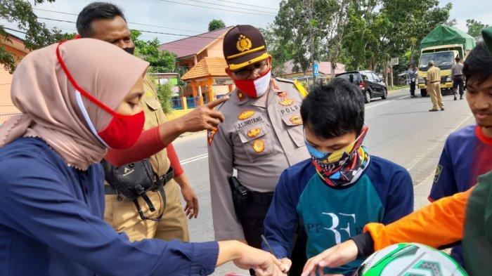 Warga Setuju Wajib Pakai Masker di Tempat Keramaian, Tegakkan Inpres Nomor 6 Tahun 2020