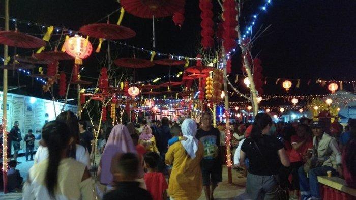 Festival Harmoni Imlek Lambangkan Kehidupan Harmonis dan Toleransi Masyarakat di Bangka Belitung