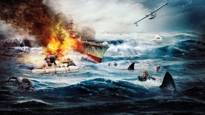 Kisah Tragis Kapal Indianapolis, Tenggelam oleh Rudal Jepang, Ratusan Awak Malah Jadi Santapan Hiu
