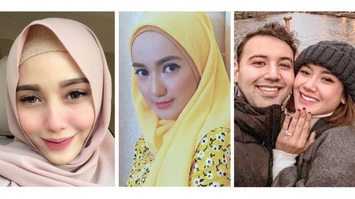 NAMA-nama Artis Mualaf Nikmati Lebaran Pertama, Ada Calon Suami Cita Citata hingga Sosok Ini