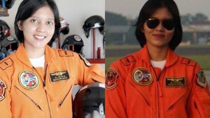 PILOT Jet Tempur Perempuan indonesia, Ini Sosoknya