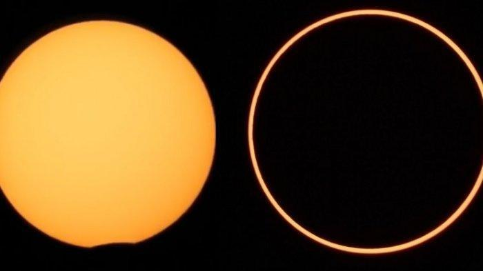 Gerhana Matahari Cincin hingga Hujan Meteor, Inilah 10 Fenomena Langit Sepanjang Juni 2021