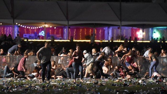 Teror di Las Vegas 'Sangat Menyeramkan', Begini Kesaksian WNI yang Menyaksikan Langsung Kejadiannya