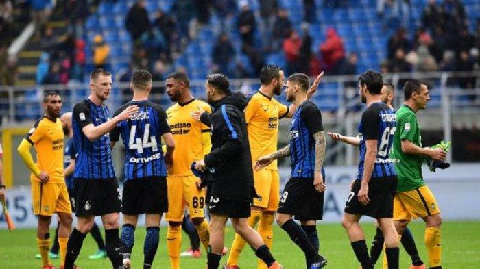 Perebutan Tiket Champion Semakin Ketat Inter dan Lazio Sama-sama Menang di Kandang