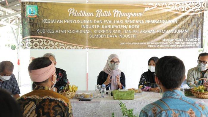 Melati Erzaldi Ajak Persiapkan Belitung Timur jadi Center of Entrepreneurship