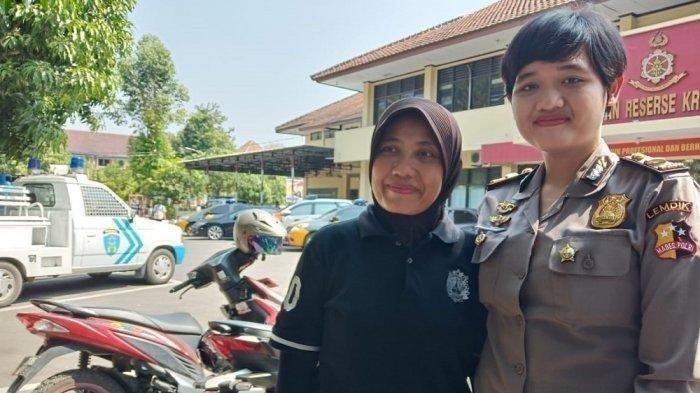Sempat Gagal SNMPTN, Anes Anak Sopir & Penjual Plastik Ini Dilantik Jokowi Jadi Akpol, Akan S2 di LN