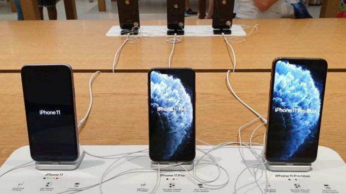 Daftar Harga HP iPhone 1 Februari 2020, Apple iPhone Xs Max Hingga iPhone 11 Pro Max