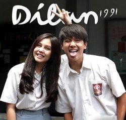Film Dilan 1991 Tayang Besok, Tonton Trailer dan Sinopsisnya, Dilan Bakal Ketemu Yugo