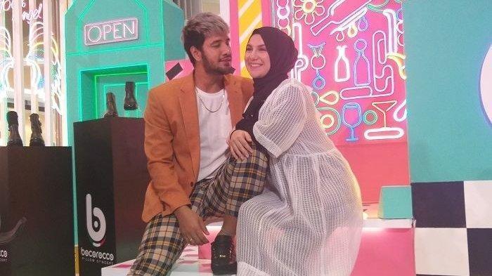 Irish Bella saat ditemui Grid.ID bersama Ammar Zoni di kawasan Loppo Mall, Jakarta Selatan, Minggu (15/9/2019).