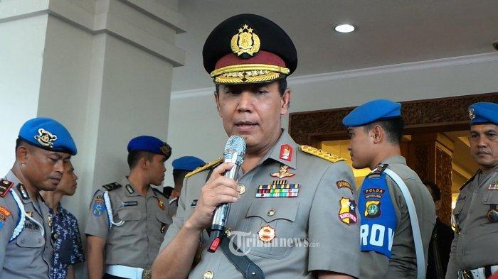 Brimob se-Indonesia Siaga I Antisipasi Gangguan Keamanan Pilkada