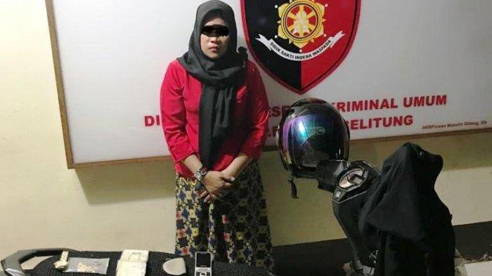 Komplotan Emak-emak Pencuri Beraksi, Nggak Sadar Santroni Butik Istri Polisi, Hp Hadiahkan ke Suami