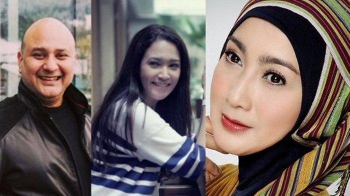 Komentar Desy Ratnasari Ditanya Soal Pernikahan Maia Estianty, Jawab Tudingan Ditinggalkan Irwan