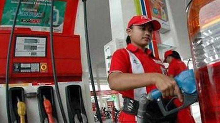 Horeee. . .  Harga Pertalite Turun Sama dengan Premium, Tapi Kok Cuma di Tangerang Selatan?