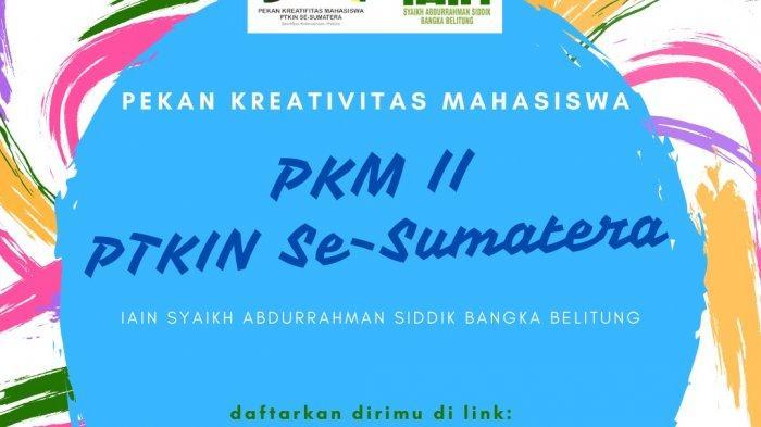 IAIN SAS Babel Bertekad Raih Prestasi Melaui PKM II PTKIN Regional Sumatera 2021