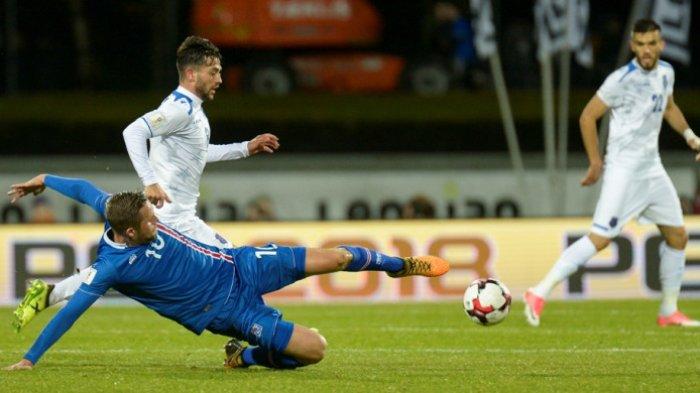 Luar Biasa! Untuk Pertama Kalinya Islandia Lolos ke Piala Dunia