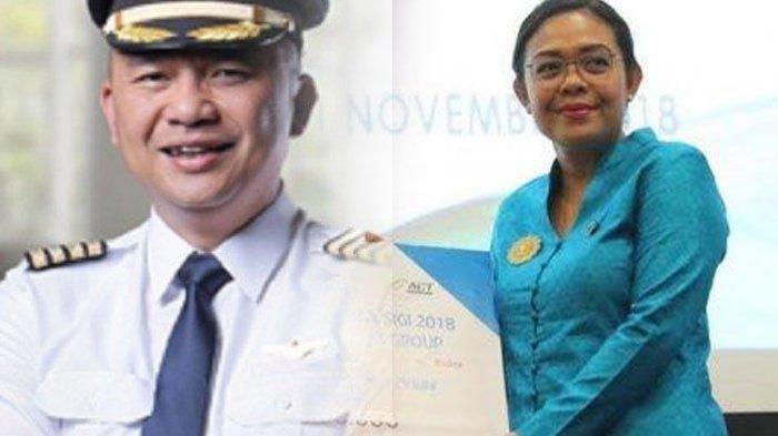 Sosok I Gusti Ayu Rai Dyana Dewi, Istri Ari Askhara yang Juga Ada dalam Pesawat, Ini Kekayaan Mereka