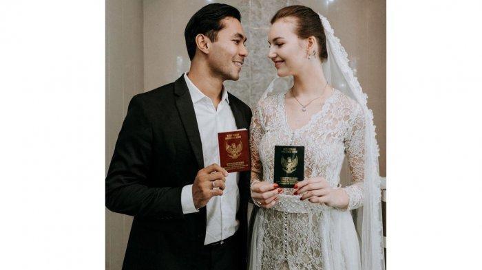 Diego Afiansyah Pemeran Mahasiswa Andin di Ikatan Cinta, Istrinya Bule Bukan Orang Sembarangan