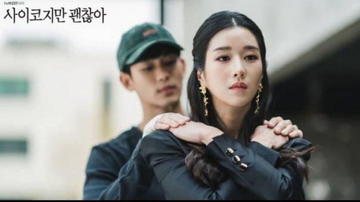 Ingat Seo Ye Ji Artis It's Okay To Not Be Okay? Beredar Foto SMP Diduga Sebelum Operasi Plastik