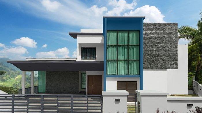 Lebaran, Jadikan Tampilan Rumah Lebih Menarik dengan Mengecat Kembali Fasad
